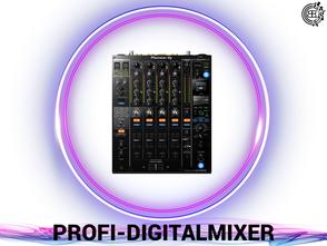DJ, Eventtechnik, Ton, Video und Licht verleih. Dj Mischpult buchen.