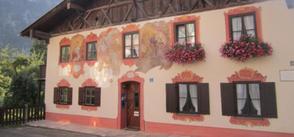 Ferienwohnung Mitteldorf - Oberammerau
