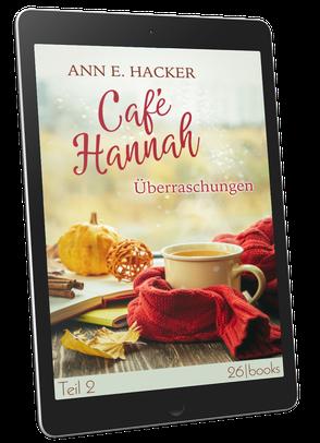 """Cover """"Café Hannah 2"""""""