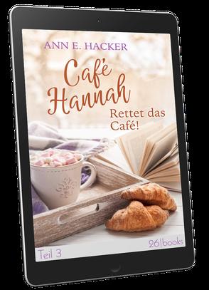 """Cover """"Café Hannah 3"""""""