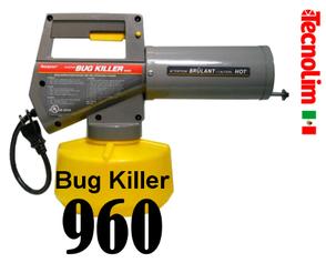 Burgess bug killer bug-killer 960 fumigador nebulizador Black flag fogger eléctrico insecticida atomizador