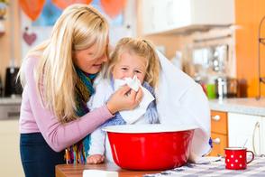 Die Folge durch ungefiltert in den Körper gelangende Bakterien können vermehrte Krankheiten sein