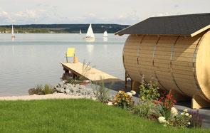 Hainer See, Kahnsdorf