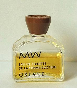 ORLANE - MW, EAU DE TOILETTE DE LA FEMME D'ACTION, SANS BOÎTE