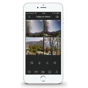 application e-daitem smartphone