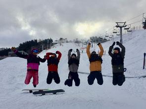飛躍! 跳躍!