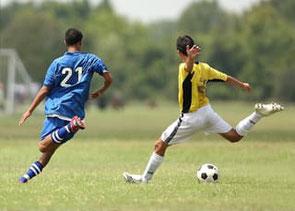 スポーツ遺伝子とサッカー