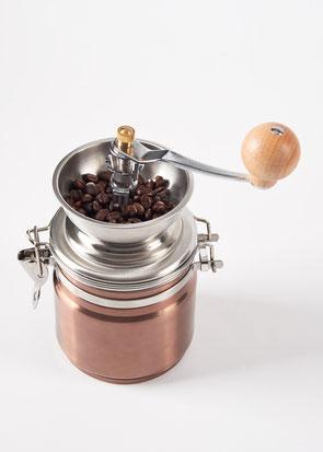 Kaffeemühle für Pour Over Filterkaffee