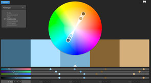 Welche Farben für meine Webseite
