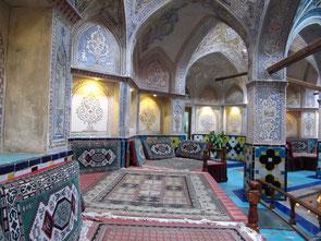 ehemaliges Badehaus in Kashan, Iran