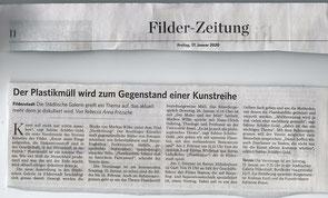 Filder-Zeitung | 17.1.2020