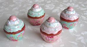 Kleine Cupe Cake Dosen für Süße Geschenke
