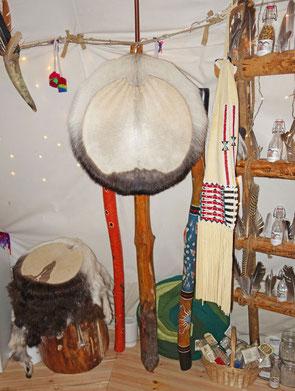 Schamanische Reise zum Krafttier mit taneska Werny, Wolhusen Luzern