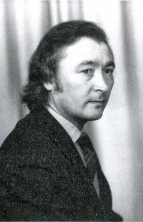 Балетмейстер А. Попов. 1975 г.