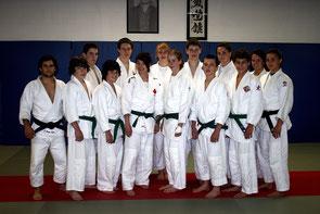 Groupe sport-études 2009