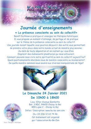 benoit-dutkiewicz-enseignement-presence-consciente-paris-janvier-2021-aura-therapie-holistique