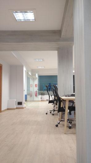 Precios de pintar oficinas. Pintors Barcelona. Pintura decorativa