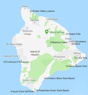 hawaii-big-island-map-route