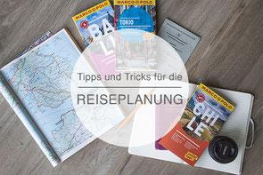 Reiseplanung, Die Traumreiser, Planungsdatei