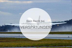 Flugverspätungen, Recht, Passagierrechte, VBerspätungen, Flüge, Die Traumreiser