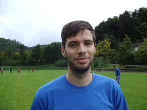 Jan Muntermann - Mitglied im Spielerrat