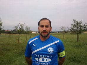 Harun Sarikaya - Mitglied im Spielerrat