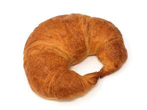 Vor Ort Croissant Gebäck Bäckerei