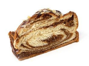 Vor Ort Nusszopf Gebäck Bäckerei