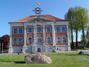Historisches Rathaus Goethestraße Grevesmühlen
