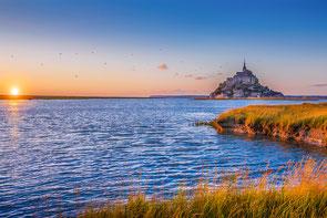 Mont St. Michel Normandy