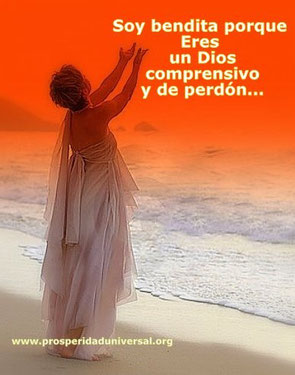 LIBRO DE AGRADECIMIENTO III- PROSPERIDAD UNIVERSAL -Soy bendita porque eres un Dios comprensivo y de perdón- www.prosperidaduniversal.org