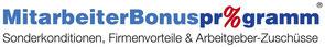 Logo MitarbeiterBonusprogramm