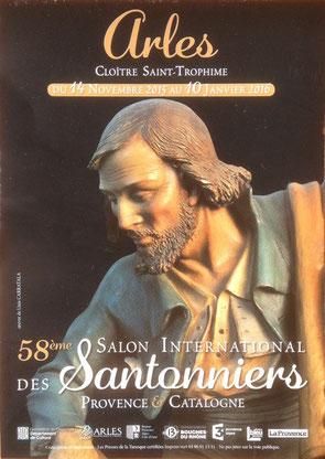 Salon des Santonniers au Cloître St Trophime