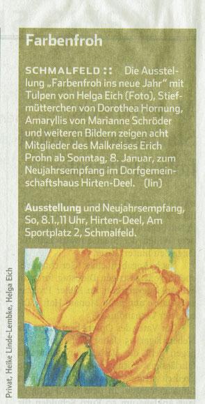 Hamburger Abendblatt 04.01.2017