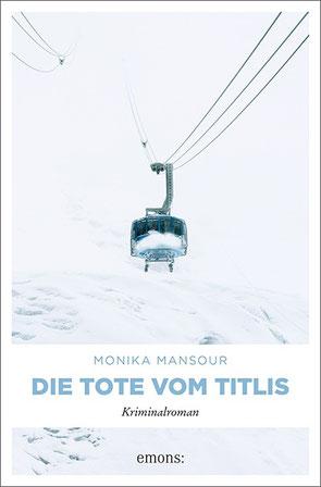 Höllgrotten Krimi Trio Mortale Monika Mansour