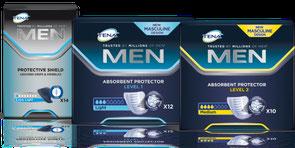 Wkładki urologiczne dla mężczyzn