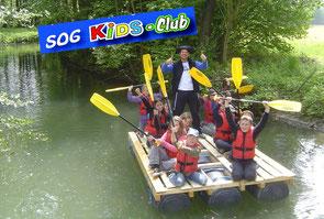 SOG Kids-Club, Kinderspaß, Abenteuer für Kinder, Kids, Sinsheim, Spaß für Kinder in Sinsheim, Ferienlager, Feriencamp, Ferien, Kinderurlaub, Kinderfreizeit, Basteln, klettern, Pfeil und Bogen, Teenager Club