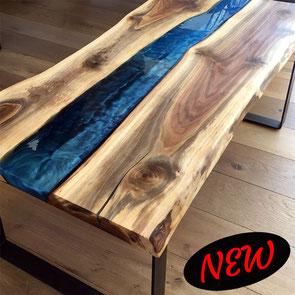 Falegnameria Lipa Complementi in resina e legno