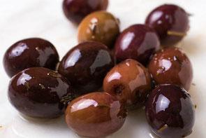 """Aceitunas negras """"Taggiasche"""" (al granel 24,00€/kg) AGOTADO"""