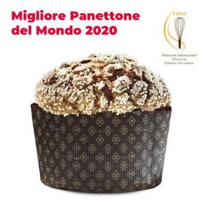 Panettone clasico Bazzoli 1kg (34,50€ und) o con gotas de chocolate 1KG (34,50€ und)