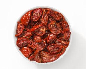 Tomate cherry semiseco en aceite virgen extra de oliva (28,00€/KG)