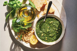 Pesto genovese (al granel 24.00 €/kg)