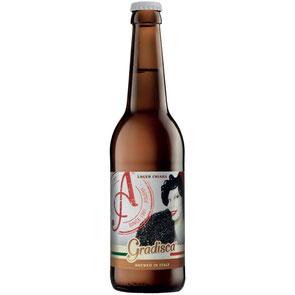 Gradisca Lager Chiara 5,2% vol-33cl (Amarcord) (3,90€)