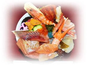 割烹 秀月 海鮮丼