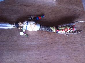 www.ronaldosephius.nl Indian Talking Stick Dialoog Bewust Groeien vanuit innerlijke kracht