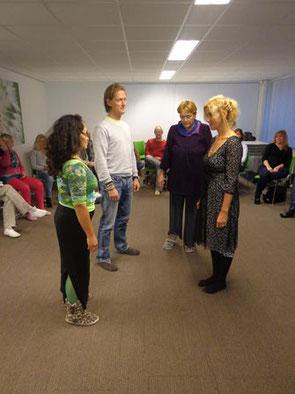 www.ronaldosephius.nl Familieopstelling representanten Bewust Groeien vanuit innerlijke kracht