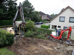 ED-TP Aveyron Naucelle terrassement de villa
