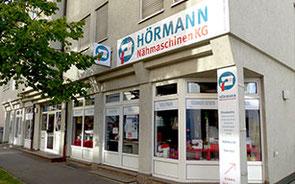 Hörmann Nähmaschinen Ulm