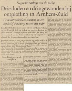 23-10-1953 Arnhemsche Courant