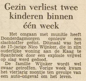 7-3-1952 Vrije Volk